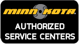 Minn Kota Authorized Service Center